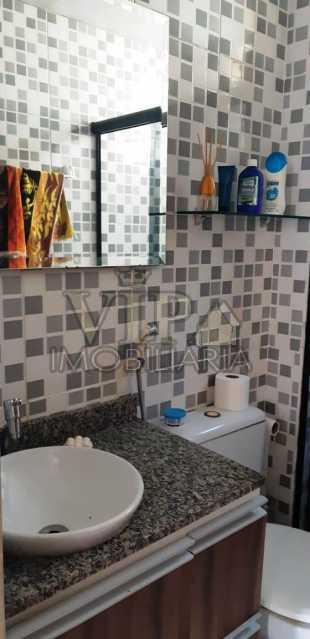 01 13. - Apartamento à venda Rua Moranga,Inhoaíba, Zona Oeste,Rio de Janeiro - R$ 135.000 - CGAP21014 - 15