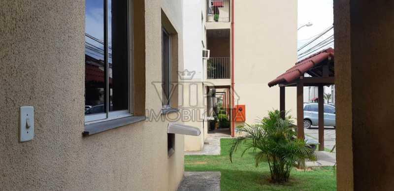 01 14. - Apartamento à venda Rua Moranga,Inhoaíba, Zona Oeste,Rio de Janeiro - R$ 135.000 - CGAP21014 - 7