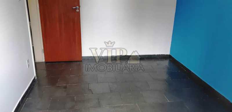 01 17. - Apartamento à venda Rua Moranga,Inhoaíba, Zona Oeste,Rio de Janeiro - R$ 135.000 - CGAP21014 - 21