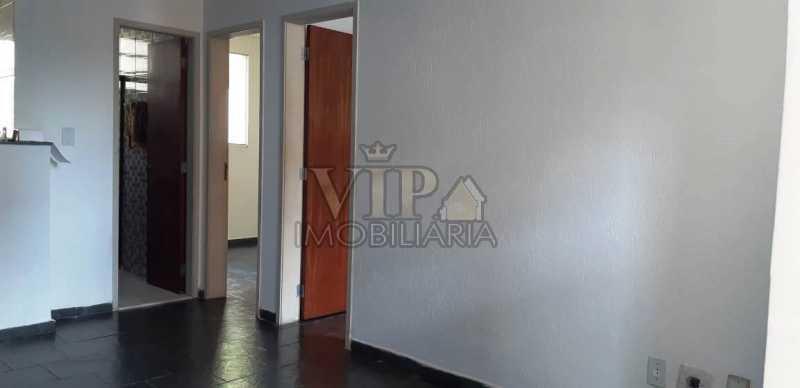 01 18. - Apartamento à venda Rua Moranga,Inhoaíba, Zona Oeste,Rio de Janeiro - R$ 135.000 - CGAP21014 - 23