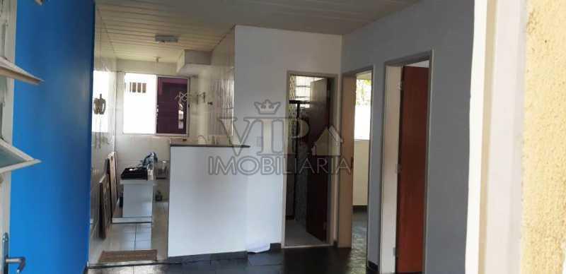 01 19. - Apartamento à venda Rua Moranga,Inhoaíba, Zona Oeste,Rio de Janeiro - R$ 135.000 - CGAP21014 - 11