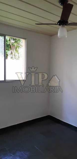 01 20. - Apartamento à venda Rua Moranga,Inhoaíba, Zona Oeste,Rio de Janeiro - R$ 135.000 - CGAP21014 - 18