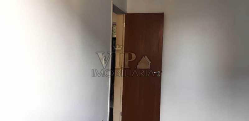 01 22. - Apartamento à venda Rua Moranga,Inhoaíba, Zona Oeste,Rio de Janeiro - R$ 135.000 - CGAP21014 - 24