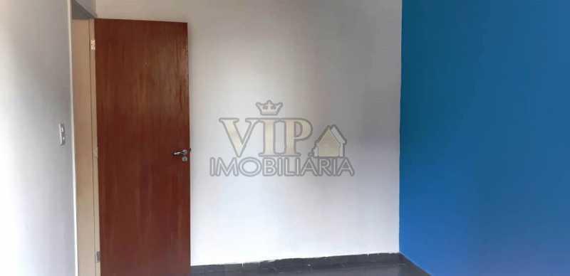 01 24. - Apartamento à venda Rua Moranga,Inhoaíba, Zona Oeste,Rio de Janeiro - R$ 135.000 - CGAP21014 - 22
