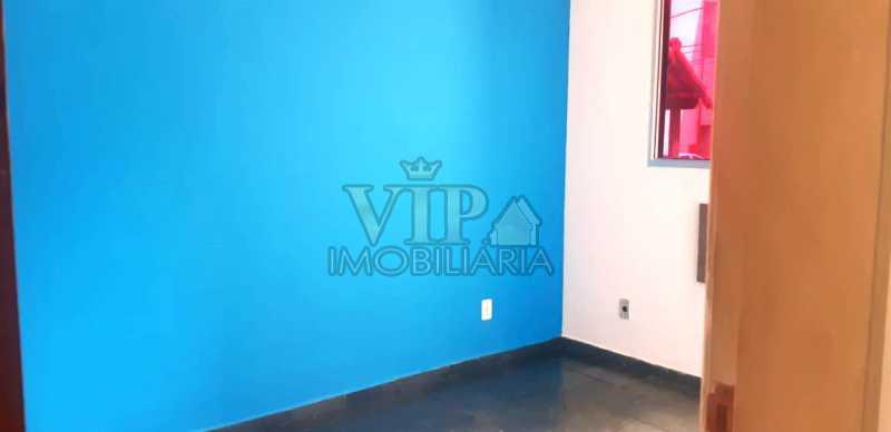 01 25. - Apartamento à venda Rua Moranga,Inhoaíba, Zona Oeste,Rio de Janeiro - R$ 135.000 - CGAP21014 - 26