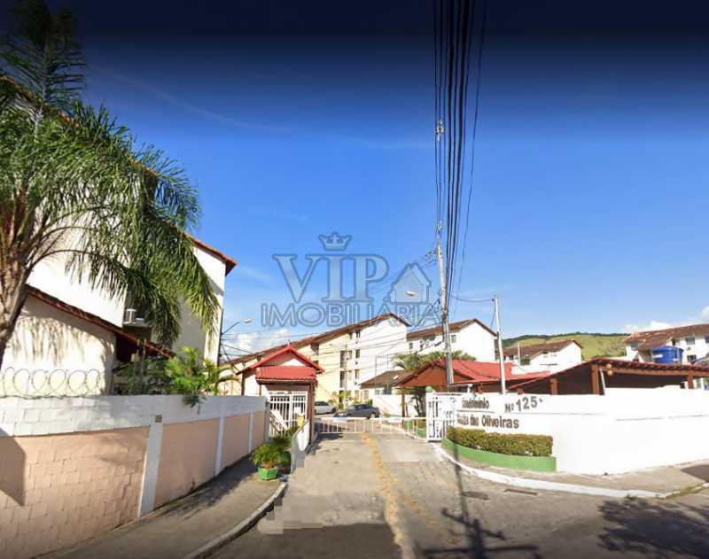 VIVENDA DAS OLIVEIRAS - Apartamento à venda Rua Moranga,Inhoaíba, Zona Oeste,Rio de Janeiro - R$ 135.000 - CGAP21014 - 1