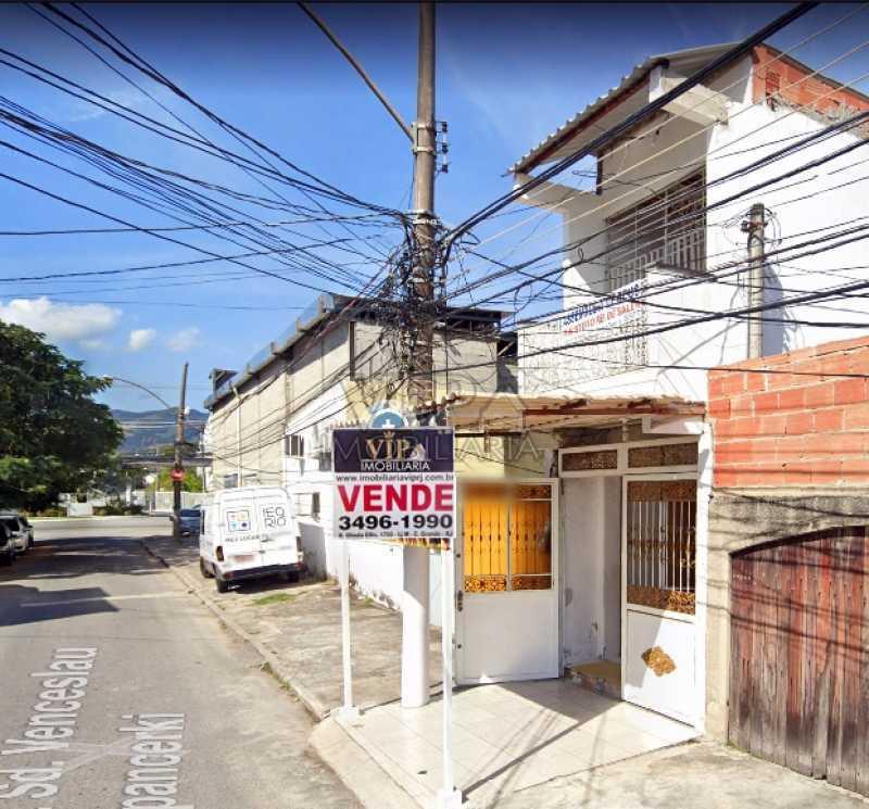 CAPA02 - Galpão 242m² para venda e aluguel Rua Soldado Venceslau Spancerki,Campo Grande, Rio de Janeiro - R$ 600.000 - CGGA00009 - 1