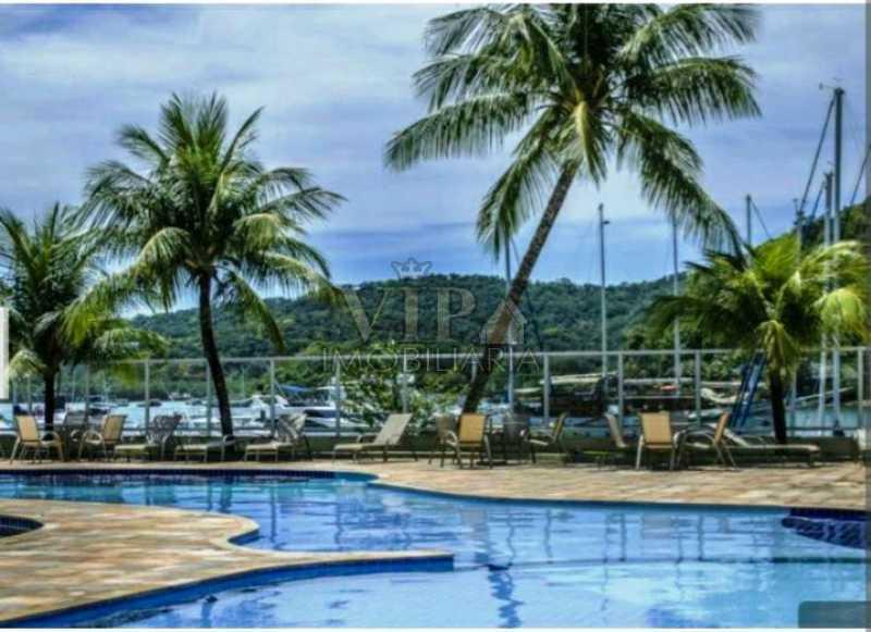 01 12 - Flat à venda Rua C - Praia Grande,Praia Grande, Mangaratiba,Mangaratiba - R$ 190.000 - CGFL10001 - 1
