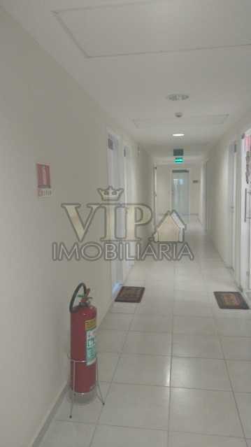 02 12 - Sala Comercial 23m² à venda Estrada da Cachamorra,Campo Grande, Rio de Janeiro - R$ 125.000 - CGSL00023 - 13