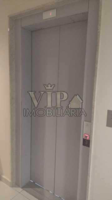 02 13 - Sala Comercial 23m² à venda Estrada da Cachamorra,Campo Grande, Rio de Janeiro - R$ 125.000 - CGSL00023 - 14