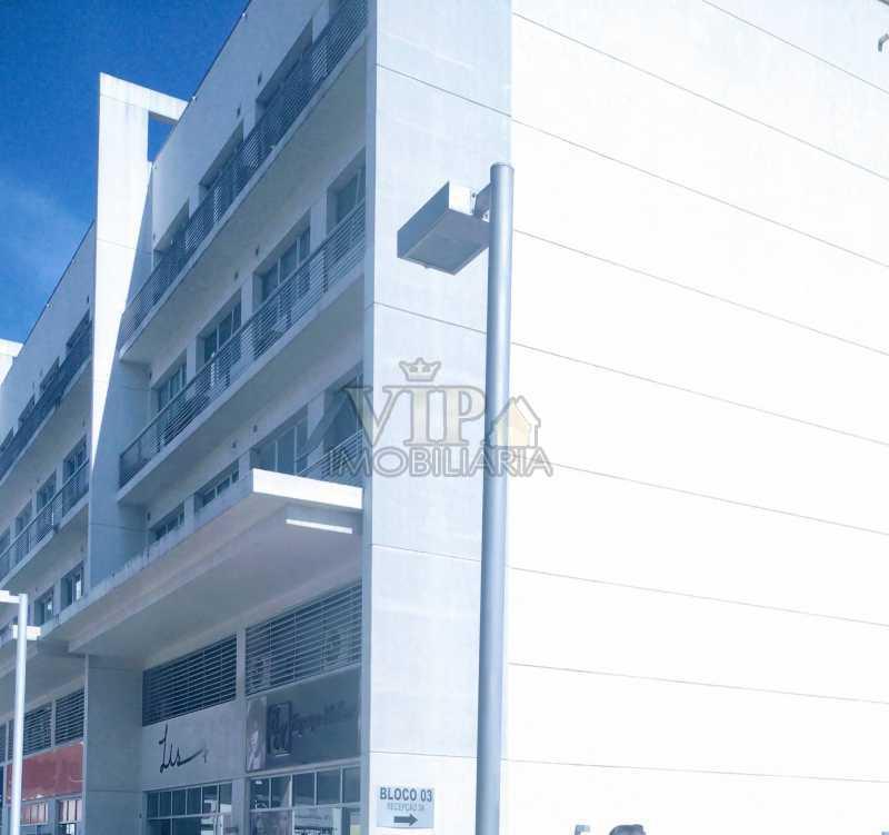 02 15 - Sala Comercial 23m² à venda Estrada da Cachamorra,Campo Grande, Rio de Janeiro - R$ 125.000 - CGSL00023 - 16