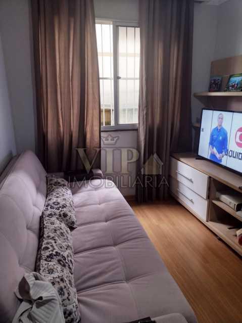 01 1 - Apartamento à venda Estrada da Paciência,Cosmos, Rio de Janeiro - R$ 120.000 - CGAP21018 - 3