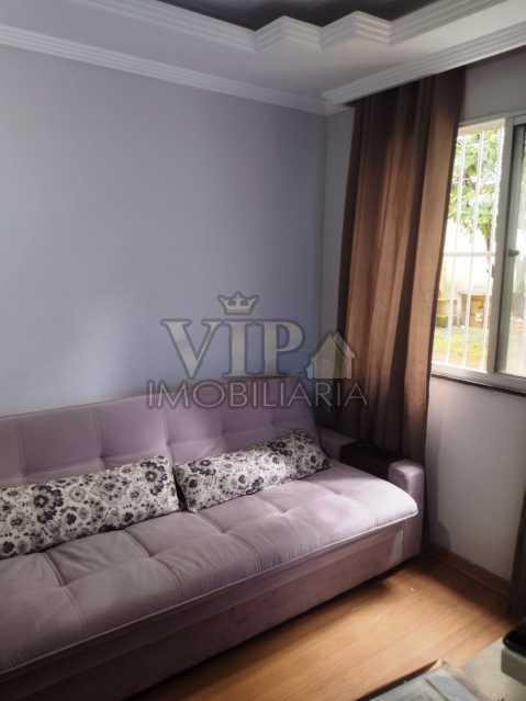 01 2 - Apartamento à venda Estrada da Paciência,Cosmos, Rio de Janeiro - R$ 120.000 - CGAP21018 - 1