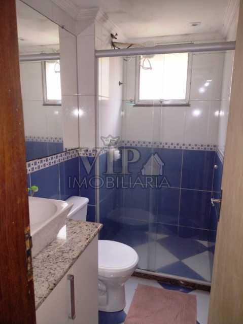 01 3 - Apartamento à venda Estrada da Paciência,Cosmos, Rio de Janeiro - R$ 120.000 - CGAP21018 - 7