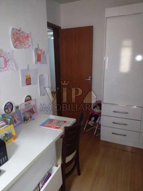 01 5 - Apartamento à venda Estrada da Paciência,Cosmos, Rio de Janeiro - R$ 120.000 - CGAP21018 - 9