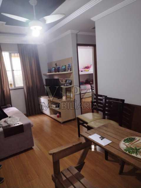 01 6 - Apartamento à venda Estrada da Paciência,Cosmos, Rio de Janeiro - R$ 120.000 - CGAP21018 - 4
