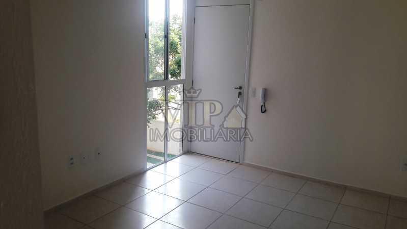 01 1 - Apartamento para alugar Estrada do Mendanha,Campo Grande, Rio de Janeiro - R$ 1.065 - CGAP21019 - 1
