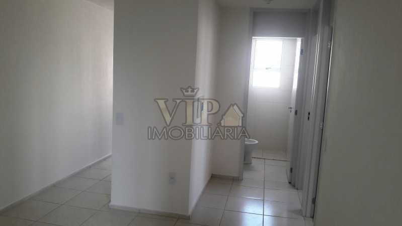 01 4 - Apartamento para alugar Estrada do Mendanha,Campo Grande, Rio de Janeiro - R$ 1.065 - CGAP21019 - 8