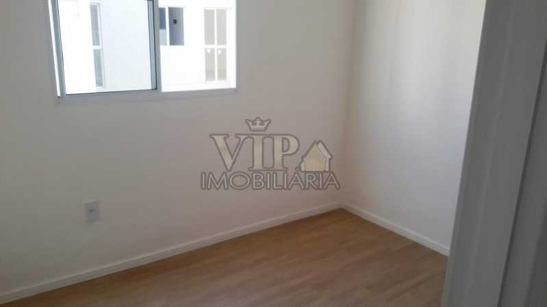 01 5 - Apartamento para alugar Estrada do Mendanha,Campo Grande, Rio de Janeiro - R$ 1.065 - CGAP21019 - 6