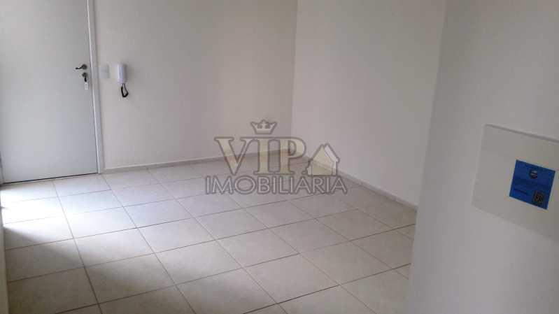 01 8 - Apartamento para alugar Estrada do Mendanha,Campo Grande, Rio de Janeiro - R$ 1.065 - CGAP21019 - 3