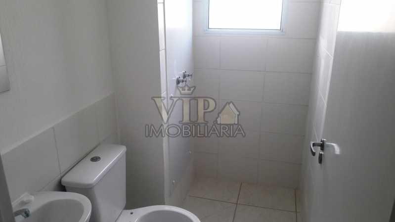 01 9 - Apartamento para alugar Estrada do Mendanha,Campo Grande, Rio de Janeiro - R$ 1.065 - CGAP21019 - 11