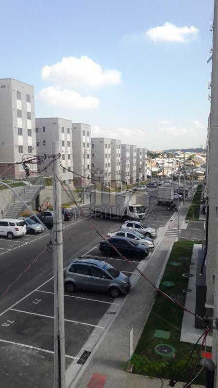 01 10 - Apartamento para alugar Estrada do Mendanha,Campo Grande, Rio de Janeiro - R$ 1.065 - CGAP21019 - 13