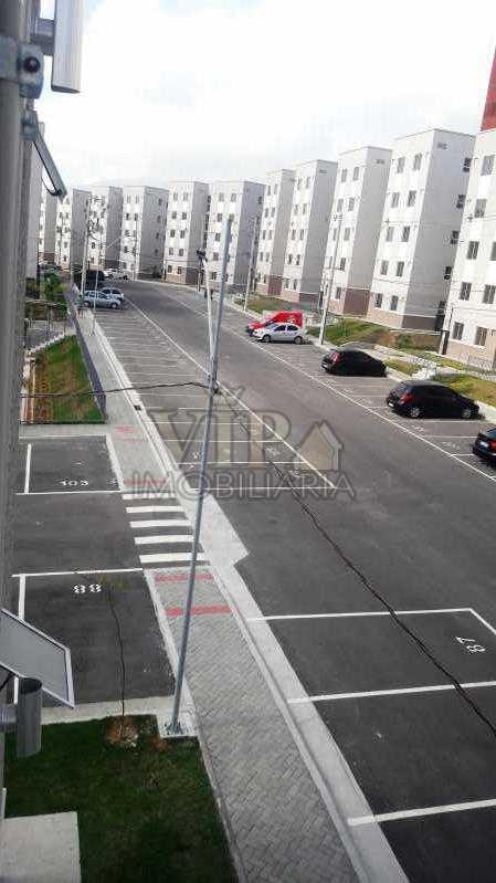 01 11 - Apartamento para alugar Estrada do Mendanha,Campo Grande, Rio de Janeiro - R$ 1.065 - CGAP21019 - 14