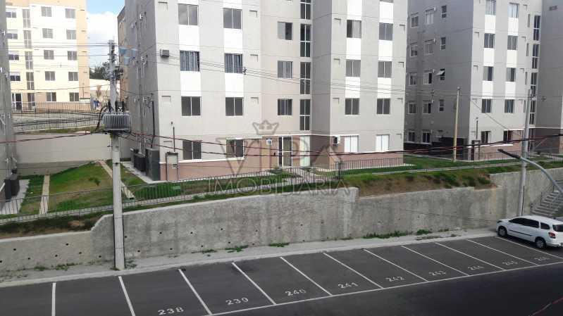 01 12 - Apartamento para alugar Estrada do Mendanha,Campo Grande, Rio de Janeiro - R$ 1.065 - CGAP21019 - 15