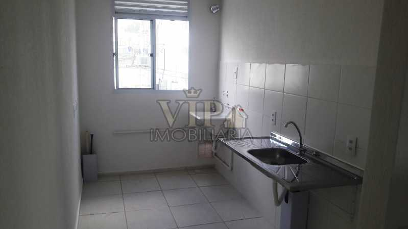 01 13 - Apartamento para alugar Estrada do Mendanha,Campo Grande, Rio de Janeiro - R$ 1.065 - CGAP21019 - 9