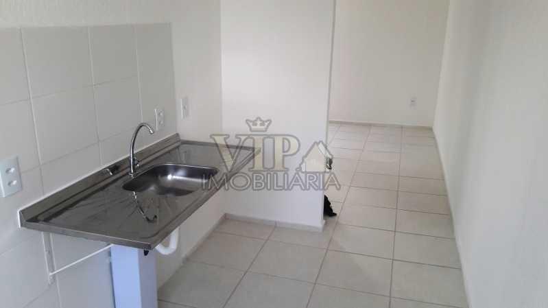 01 14 - Apartamento para alugar Estrada do Mendanha,Campo Grande, Rio de Janeiro - R$ 1.065 - CGAP21019 - 10