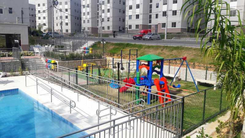 01 18 - Apartamento para alugar Estrada do Mendanha,Campo Grande, Rio de Janeiro - R$ 1.065 - CGAP21019 - 19