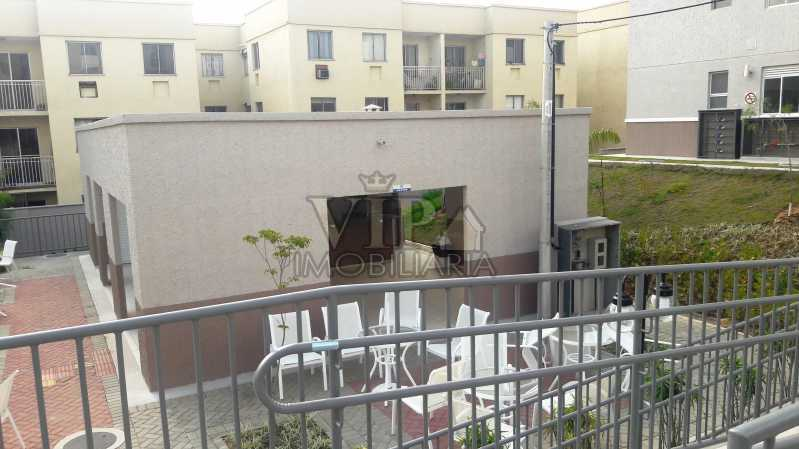 01 19 - Apartamento para alugar Estrada do Mendanha,Campo Grande, Rio de Janeiro - R$ 1.065 - CGAP21019 - 20