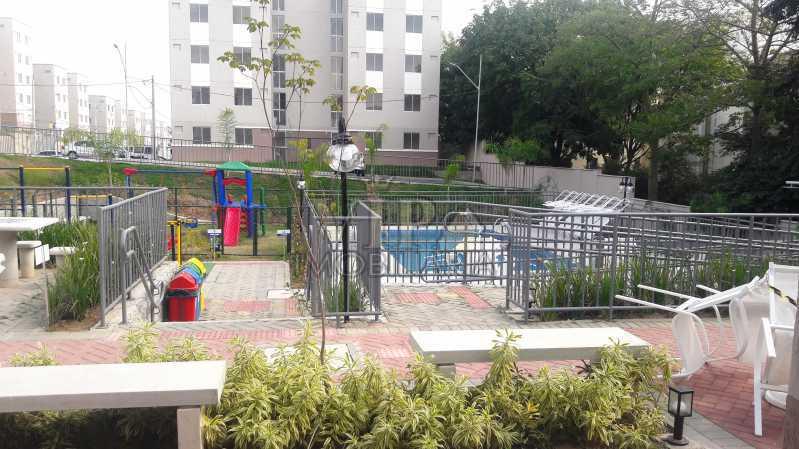 01 22 - Apartamento para alugar Estrada do Mendanha,Campo Grande, Rio de Janeiro - R$ 1.065 - CGAP21019 - 23