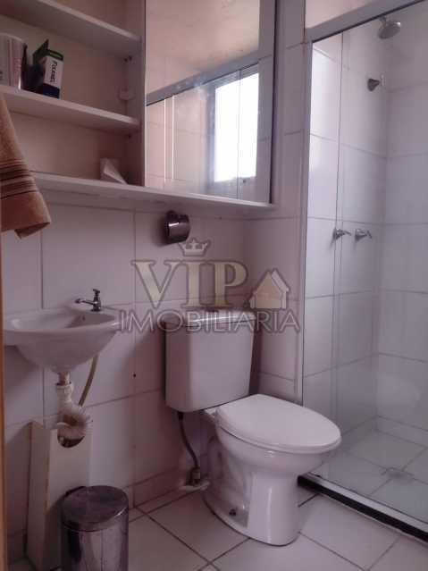 01 5 - Apartamento à venda Avenida Cesário de Melo,Cosmos, Rio de Janeiro - R$ 120.000 - CGAP21020 - 11