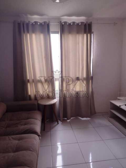 01 8 - Apartamento à venda Avenida Cesário de Melo,Cosmos, Rio de Janeiro - R$ 120.000 - CGAP21020 - 4