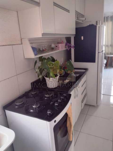 01 10 - Apartamento à venda Avenida Cesário de Melo,Cosmos, Rio de Janeiro - R$ 120.000 - CGAP21020 - 5