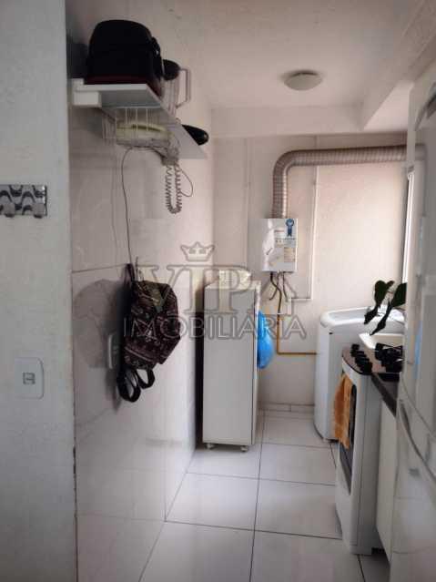 01 11 - Apartamento à venda Avenida Cesário de Melo,Cosmos, Rio de Janeiro - R$ 120.000 - CGAP21020 - 6