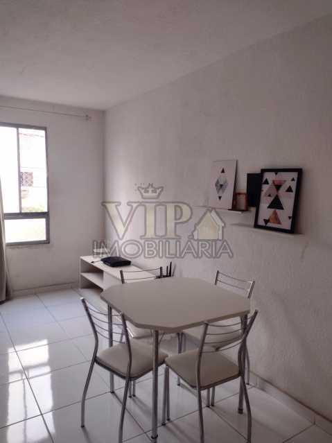 01 12 - Apartamento à venda Avenida Cesário de Melo,Cosmos, Rio de Janeiro - R$ 120.000 - CGAP21020 - 7