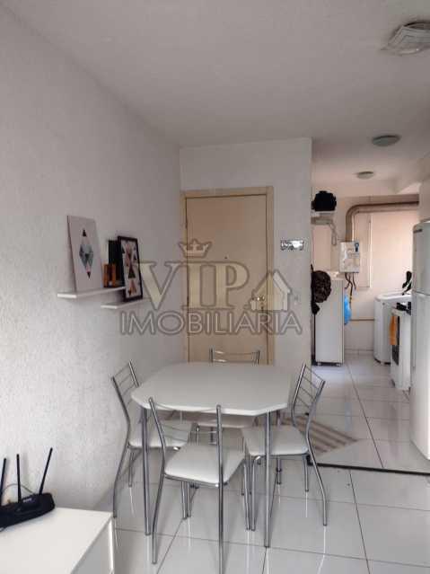 01 14 - Apartamento à venda Avenida Cesário de Melo,Cosmos, Rio de Janeiro - R$ 120.000 - CGAP21020 - 8