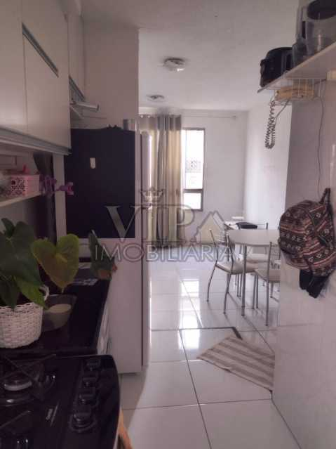 01 15 - Apartamento à venda Avenida Cesário de Melo,Cosmos, Rio de Janeiro - R$ 120.000 - CGAP21020 - 10
