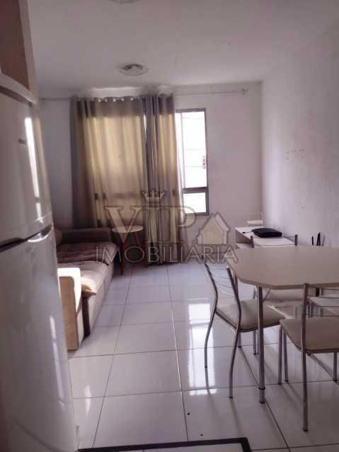 01 16 - Apartamento à venda Avenida Cesário de Melo,Cosmos, Rio de Janeiro - R$ 120.000 - CGAP21020 - 9