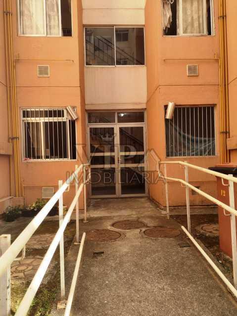 01 17 - Apartamento à venda Avenida Cesário de Melo,Cosmos, Rio de Janeiro - R$ 120.000 - CGAP21020 - 3