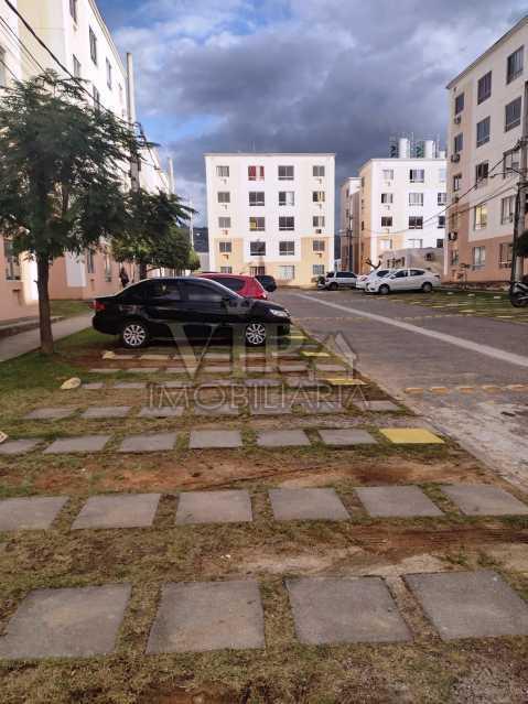 01 18 - Apartamento à venda Avenida Cesário de Melo,Cosmos, Rio de Janeiro - R$ 120.000 - CGAP21020 - 17