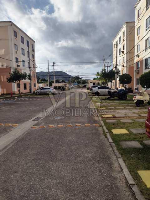 01 19 - Apartamento à venda Avenida Cesário de Melo,Cosmos, Rio de Janeiro - R$ 120.000 - CGAP21020 - 18
