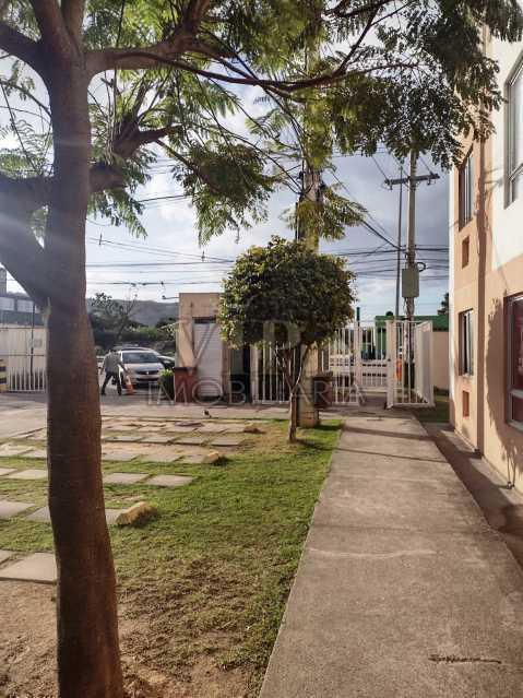01 20 - Apartamento à venda Avenida Cesário de Melo,Cosmos, Rio de Janeiro - R$ 120.000 - CGAP21020 - 19