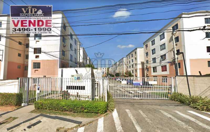 CONDOMINIO VIVA MAIS - Apartamento à venda Avenida Cesário de Melo,Cosmos, Rio de Janeiro - R$ 120.000 - CGAP21020 - 1
