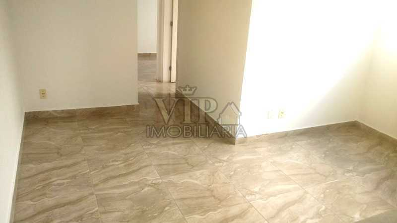 01 2 - Apartamento para alugar Estrada Professor Daltro Santos,Campo Grande, Rio de Janeiro - R$ 800 - CGAP21021 - 4