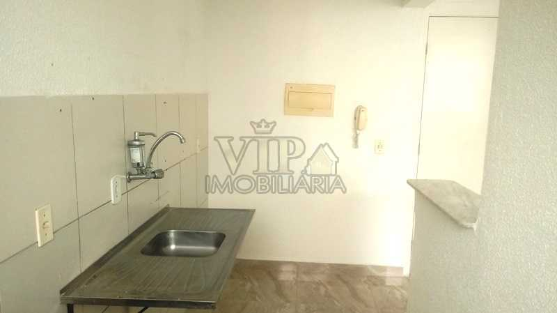 01 5 - Apartamento para alugar Estrada Professor Daltro Santos,Campo Grande, Rio de Janeiro - R$ 800 - CGAP21021 - 6