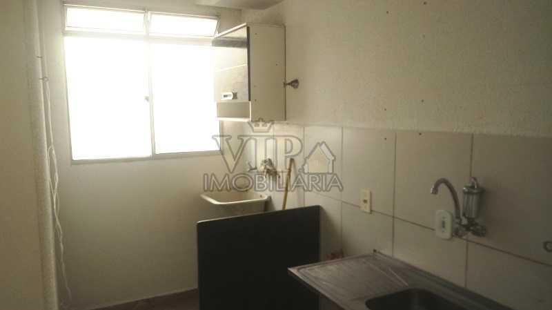 01 6 - Apartamento para alugar Estrada Professor Daltro Santos,Campo Grande, Rio de Janeiro - R$ 800 - CGAP21021 - 7