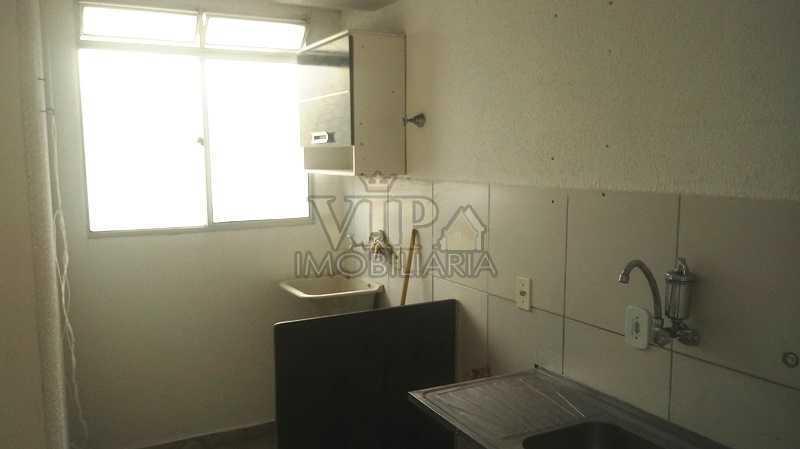 01 7 - Apartamento para alugar Estrada Professor Daltro Santos,Campo Grande, Rio de Janeiro - R$ 800 - CGAP21021 - 8